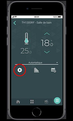 neviweb-thermostat-plancher-select-parametres