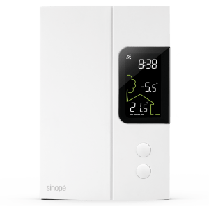 Thermostat intelligent pour chauffage électrique de Sinopé