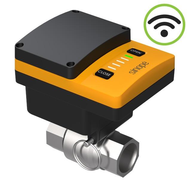 pairage-valve-WiFi-réseau