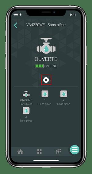 Neviweb-valve-ouverte